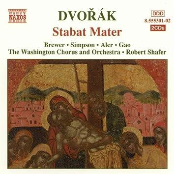 DVORAK: Stabat Mater / Psalm 149