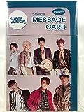 SUPER JUNIOR スーパージュニア グッズ / フォト メッセージカード 30枚セット - Photo Message Card 30pcs TradePlace K-POP 韓国製