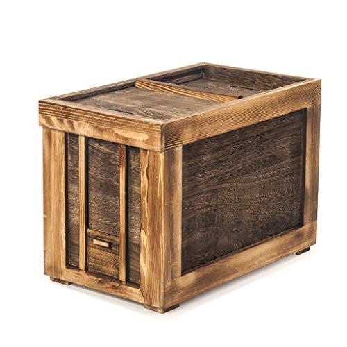 LQY Aufbewahrungsbehälter für Küchenlebensmittel,Haushaltsreiseimer, Müslibehälter, Reisbehälter, geeignet für die Aufbewahrung von Getreide, Reis, Getreide und Anderen Lebensmitteln,B