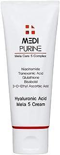 Medipurine Hyaluronic Acid Mela 5 Cream 1.69fl.oz.