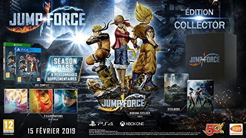 Jump Force - Collector's Edition, Playstation 4