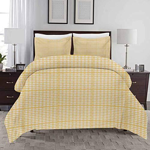 edredón bicolor de la marca HouseLook
