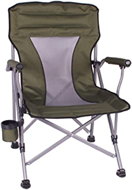 HCF OUTDOOR PRODUCTS CO FS DLX Sports Chair HC-LG403CM