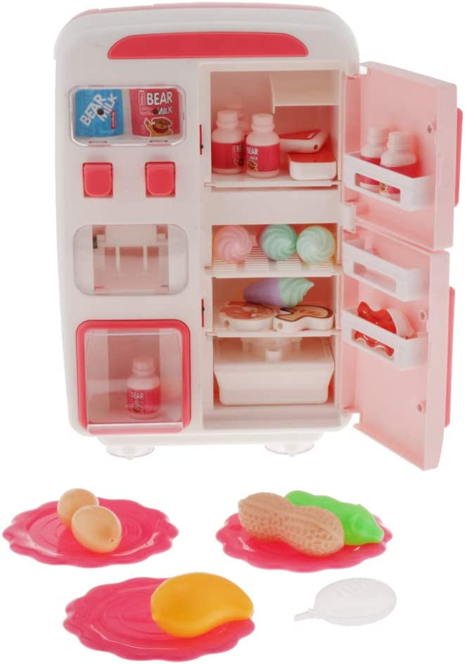 Yiju Deluxe Play Some reservation Gifts Kitchen with Lights K Realistic Kids Sounds