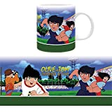 TusPersonalizables.com Taza campeones Oliver y Benji