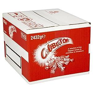 celebrations chocolate bulk box 2.4 kg Celebrations Chocolate Bulk Box, (Maltesers, Galaxy, Snickers and More), 2.4 kg 519QC2I8P6L