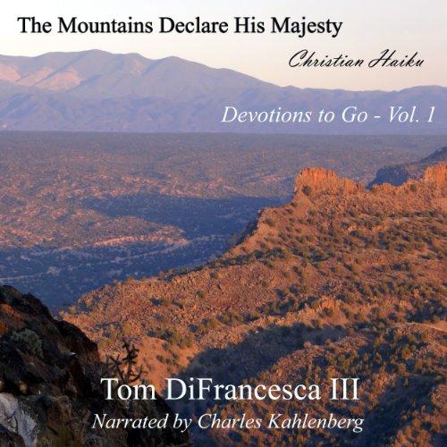 The Mountains Declare His Majesty Titelbild