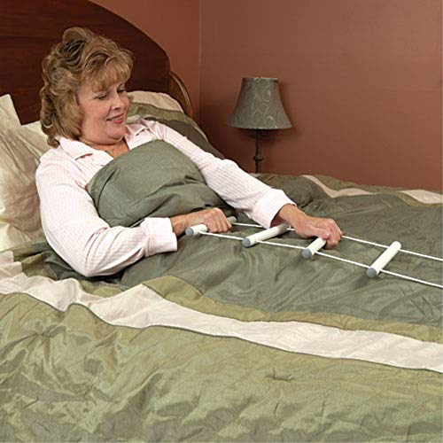 SP Ableware Bed Rope Ladder - White (764470000)