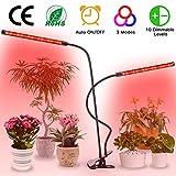 LED Plant Light, WAKYME 10 Dimmable Levels LED Grow Light Full...