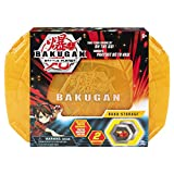Bakugan, Baku-Storage Case (Gold) Collectible Creatures, for Ages 6 and Up