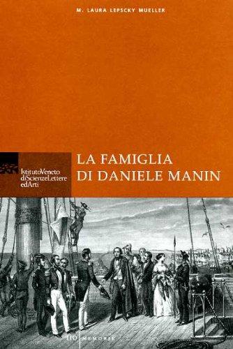 La famiglia di Daniele Manin