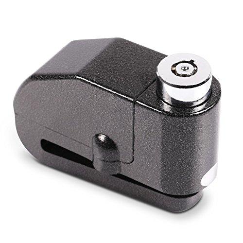 Antirrobo de disco con alarma Benelli TnT R 160, 120 dB