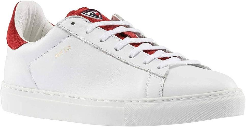 Rossignol Chaussures ABEL 111 Blanche Rouge Bleu