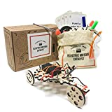 Tinkering Labs Electric Motors Catalyst STEM Kit w/ 50+ pieces,...