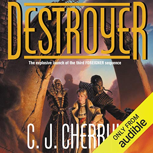 Couverture de Destroyer