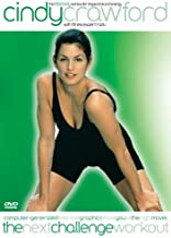 Cindy Crawford: The Next Challenge Workout [Import anglais]