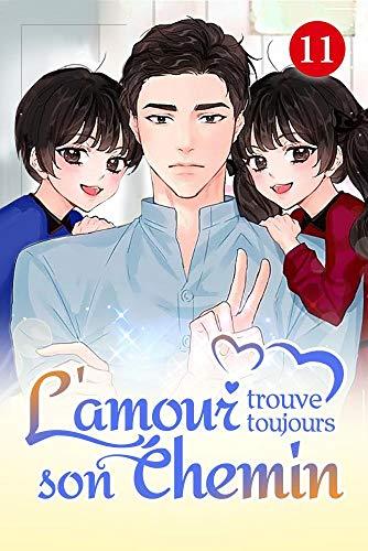 Couverture du livre L'amour trouve toujours son chemin 11: Parapluie de protection