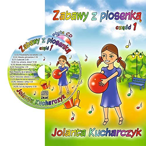 Jolanta Kucharczyk Piosenki Dla Dzieci