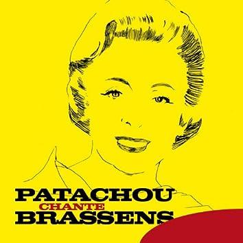 Patachou chante Brassens