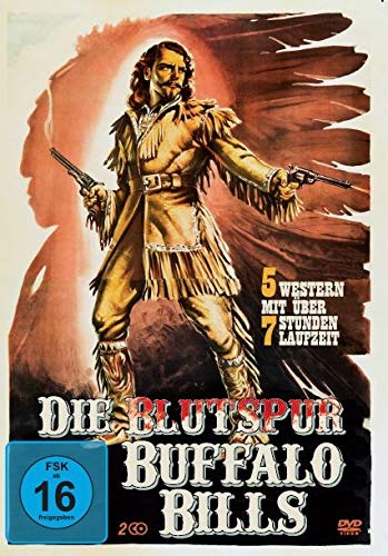 Die Blutspur Buffalo Bills [2 DVDs]