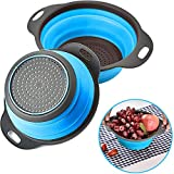 Collapsible Colander Set,...