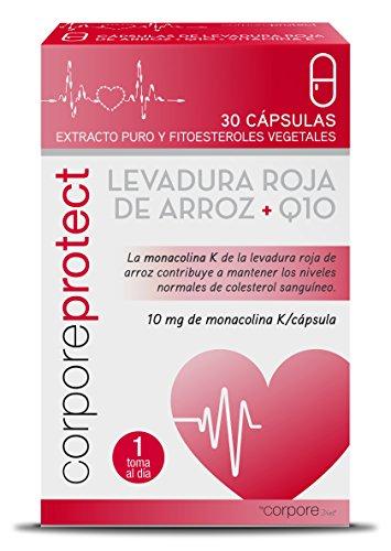 Corpore Protect Levadura Roja de Arroz - 30 Cápsulas