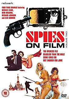 Spies On Film - Volume Two