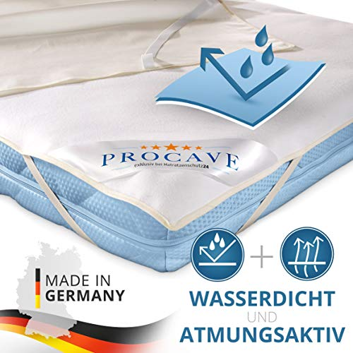 Procave waterdichte matrasbeschermer - voor baby's en kinderen