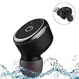Waterproof Bluetooth Earbud Wireless Earpiece,...