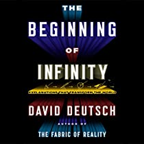 The Beginning Of Infinity Audiobook Audible Com border=