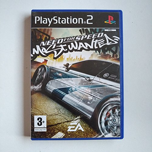 Need for Speed: Most Wanted (PS2) [Importación inglesa]