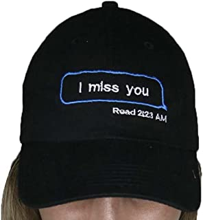i miss you read hat
