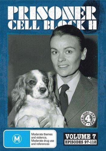 Prisoner: Cell Block H - Vol. 7 (Ep. 97-112) - 4-DVD Set ( Caged Women ) [ Australische Import ]