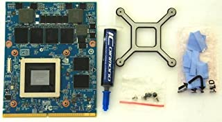3 GB nVIDIA GeForce GTX 770 Mアップグレードキットfor Alienware 15 x