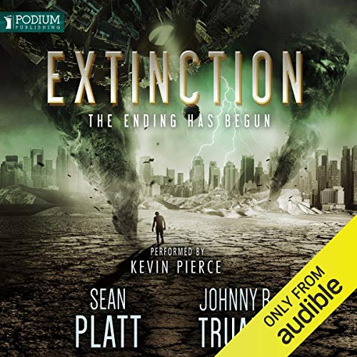 Extinction  By  cover art