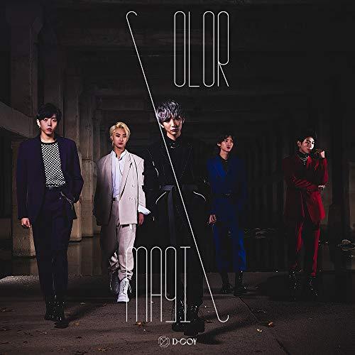 GENIE MUSIC D.COY DCOY - Color Magic (1st Single Album) Album