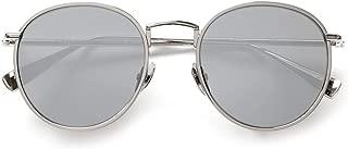 Sunglasses KALEOS DAWSON 2 Titanium Silver Silver Mirror 51 100% Authentic New