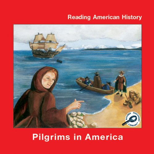 Pilgrims in America audiobook cover art