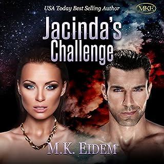 Jacinda's Challenge audiobook cover art