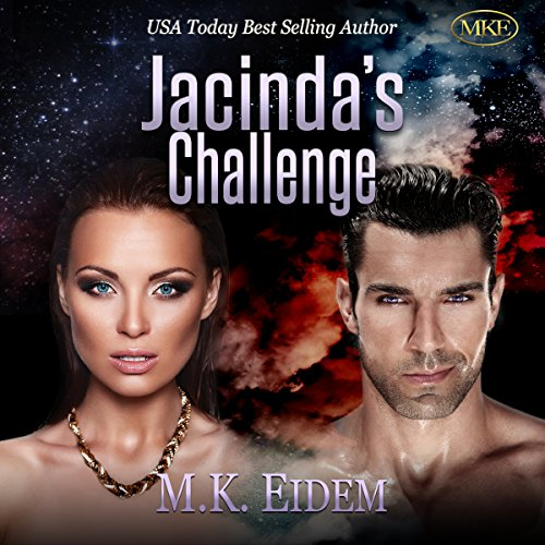 Jacinda's Challenge audiobook cover art