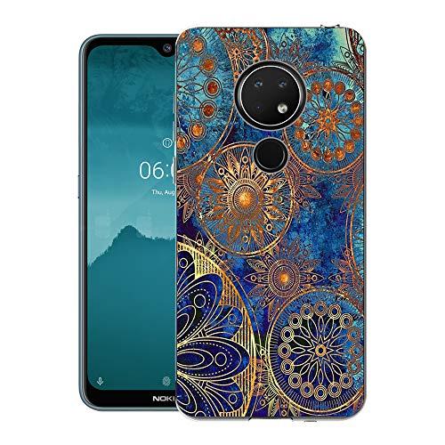 HülleExpert Nokia 6.2 / Nokia 7.2 Hülle, Ultra dünn TPU Gel Handy Tasche Silikon Hülle Cover Hüllen Schutzhülle Für Nokia 6.2 / Nokia 7.2