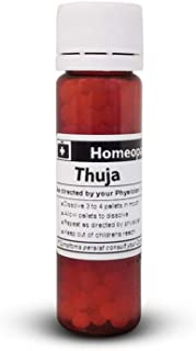 Thuja OCCIDENTALIS 1M Homeopathic Remedy in 10 Gram