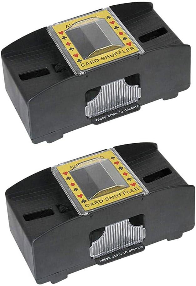 TOOYFUL 2X Pro Automatic Card Classic Shuffler Home Philadelphia Soldering Mall