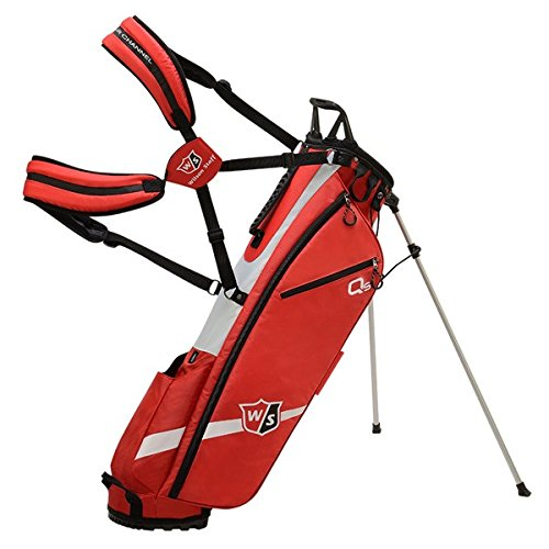 Wilson Staff Sac de golf, Quiver Stand Bag, Avec 3...
