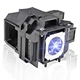 Replacement Projector Lamp Bulb for EPSON PowerLite ELPLP88/V13H010L88 V13H010L78 Home Cinema 2040 1040 2045 740HD 640 EX3240 EX7240 EX9200 EX5250 EX5240 VS240 VS345 VS340 97H 98H 99WH 955WH X27