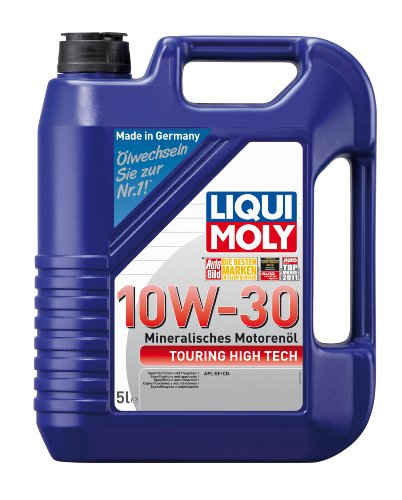 Liqui Moly 1272 Touring High Tech motorolie 10 W-30 5 L
