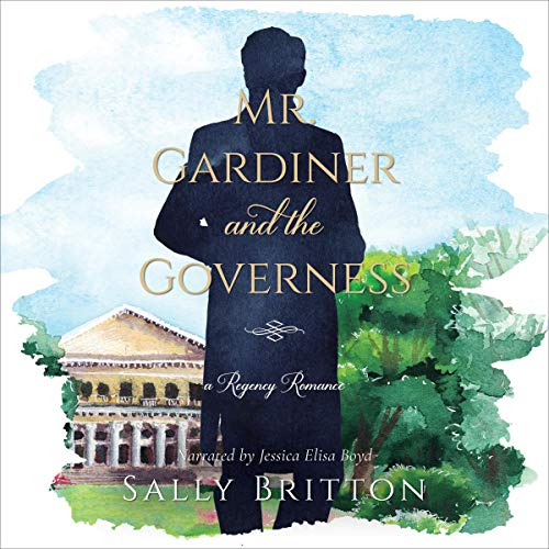 Mr. Gardiner and the Governess cover art