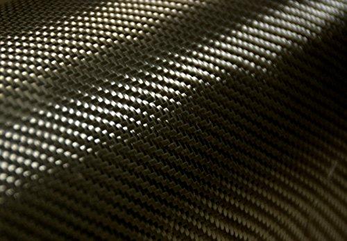 Aerospace Grade Carbon Fiber Cloth, 50' X 12'