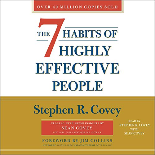 『The 7 Habits of Highly Effective People』のカバーアート