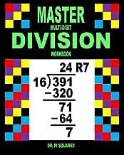 Master Multi-Digit Division Workbook PDF